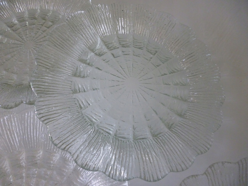 Ząbkowice J. S. Drost 5 talerzyków cora