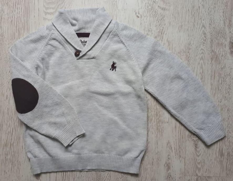 REBEL - sweterek dla chłopca
