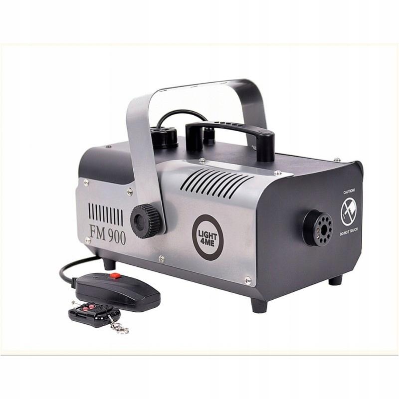LIGHT4ME FM 900 wytwornica dymu Używana 2