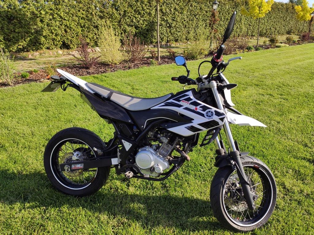 Yamaha Wr 125 X De07 9278460667 Oficjalne Archiwum Allegro