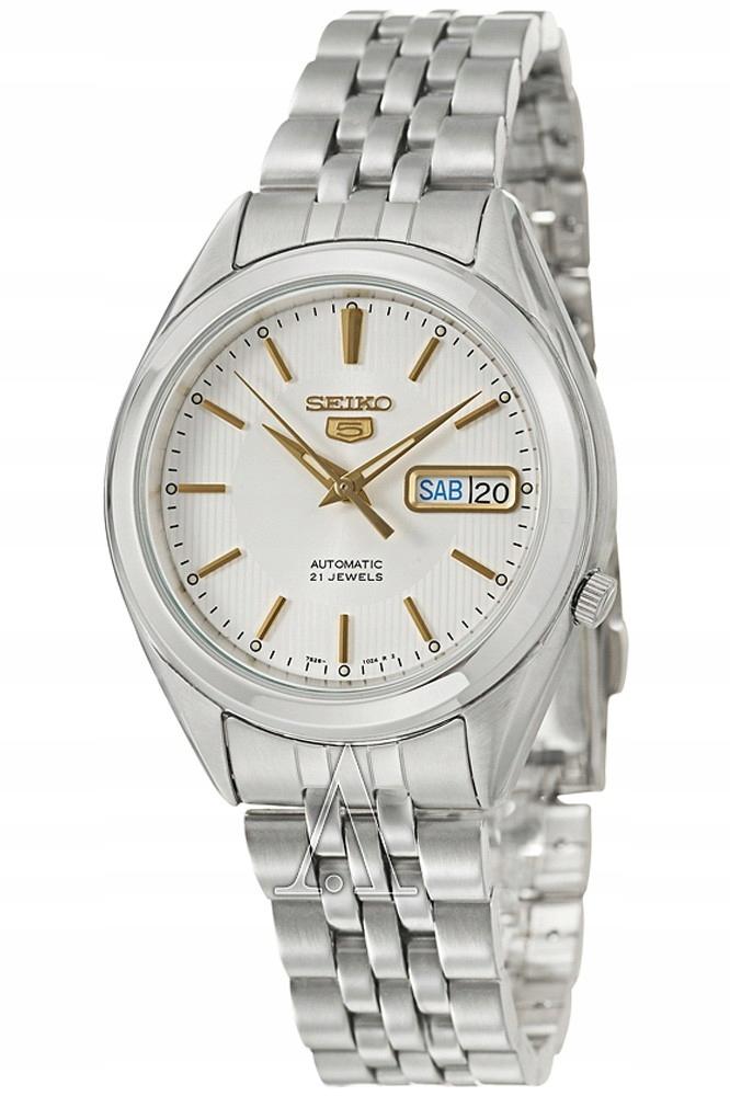 Zegarek automatyczny Seiko 5 Gent SNKL17K1