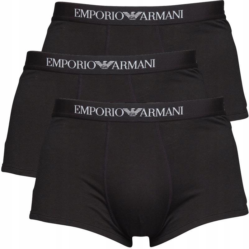 Emporio Armani EA7 ORGINALNE 3xpak bokserki r.L