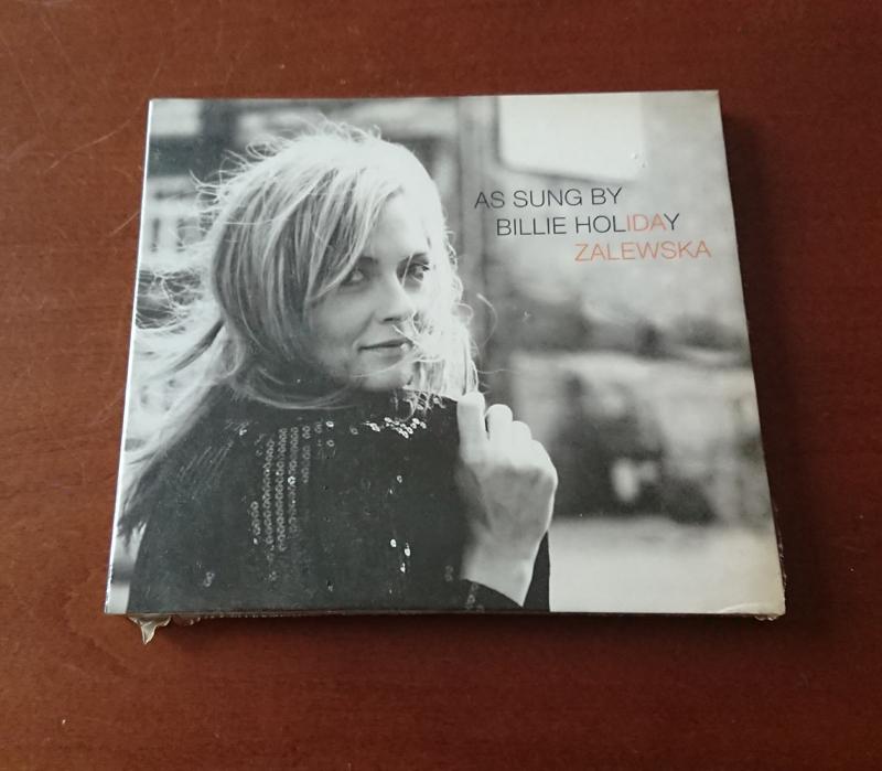 Ida Zalewska - As sung by Billie Holiday (CD)