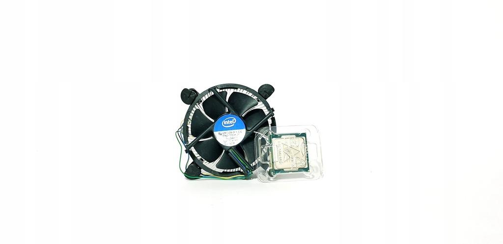 Procesor Intel Core i7-4790K + Chłodzenie