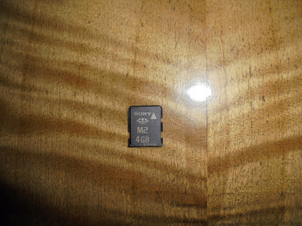 Karta SONY Micro M2 4GB