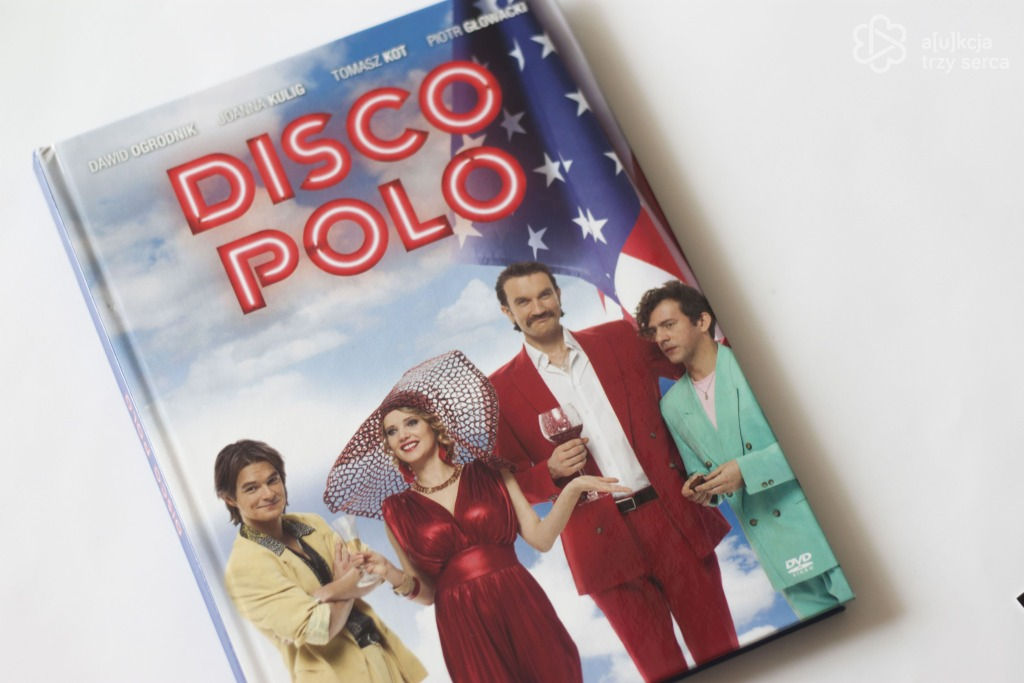 """Film """"DISCO POLO"""" z autografem Joanny Kulig"""