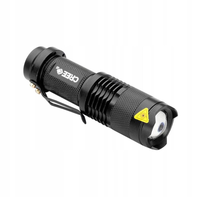 Lampa błyskowa typu LED CREE Ultrafire -