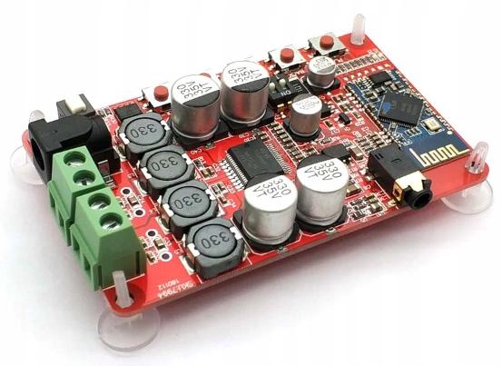 Wzmacniacz audio bluetooth TDA7492P 2 x 50W