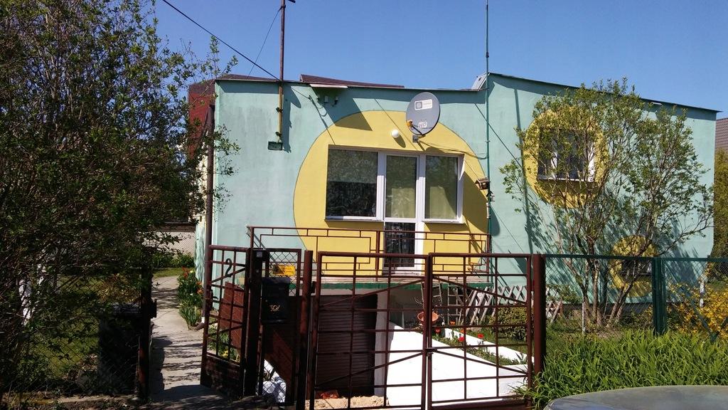 Mały Dom z dużym ogrodem. Płock, os. Winiary