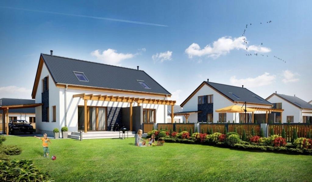 Dom, Żarowo, Stargard (gm.), 85 m²