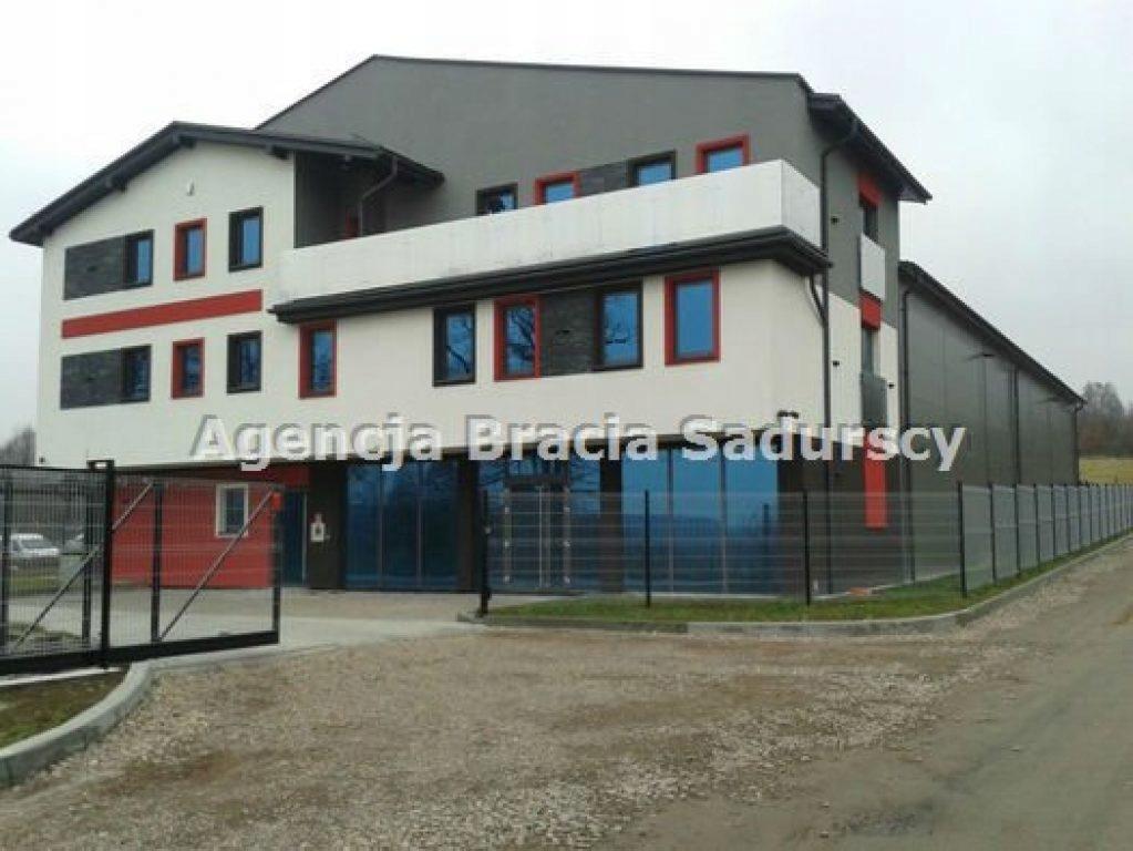Magazyny i hale, Krzywaczka, 1000 m²