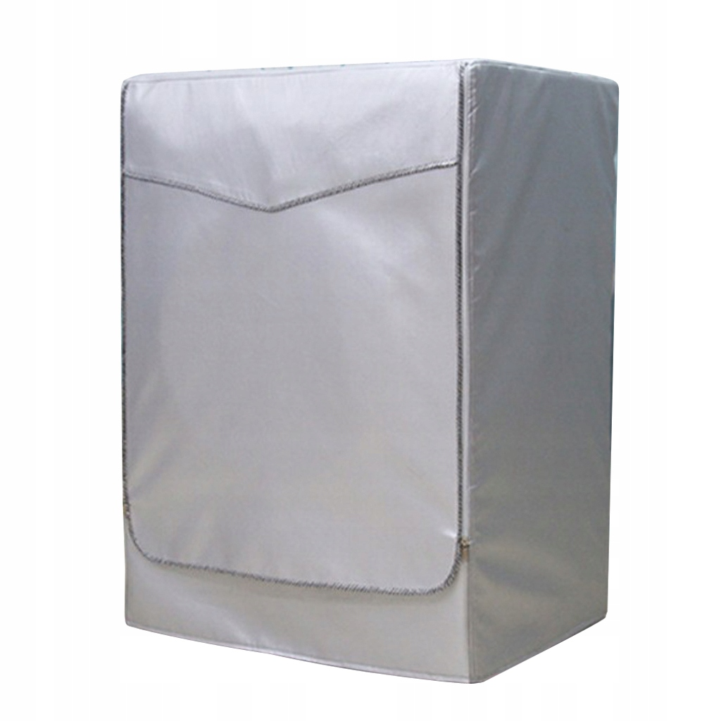 Osłona suszarki do prania - Srebrny zamek na - L