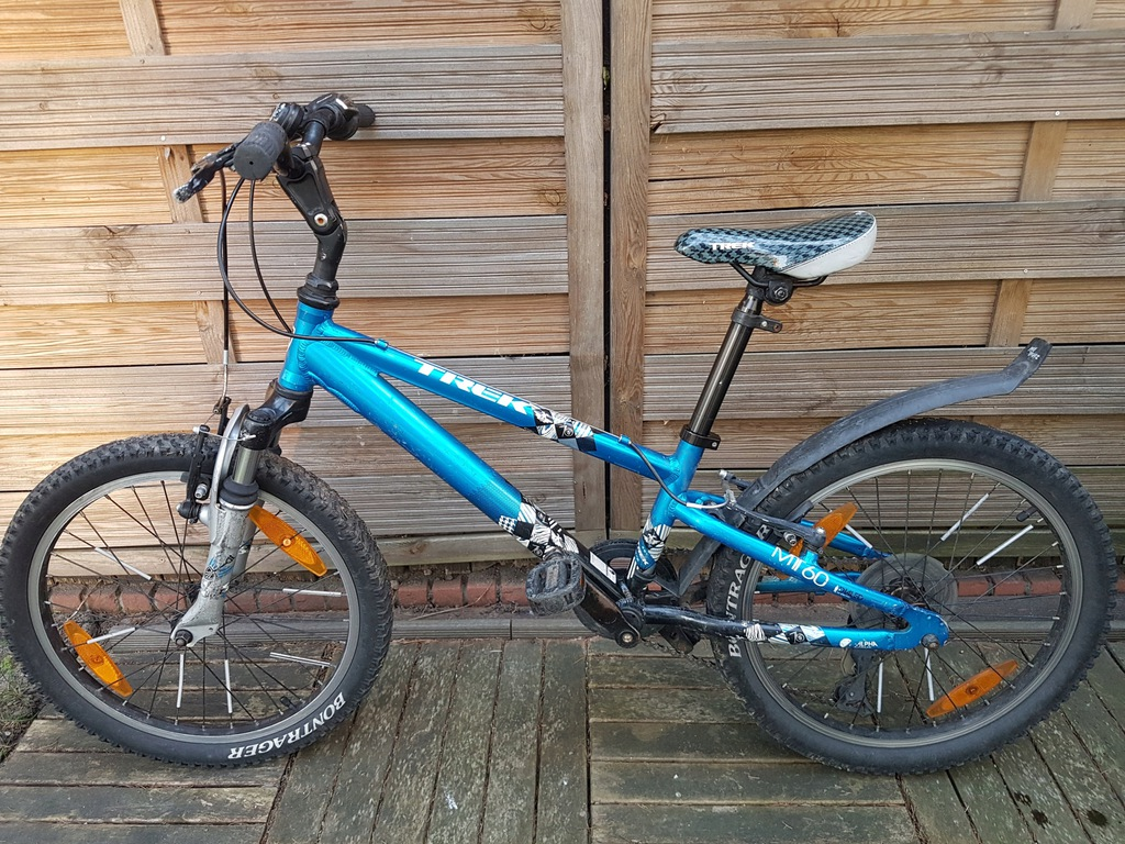 Rower dziecięcy Trek MT60