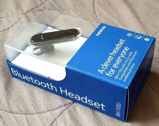 Słuchawka Bluetooth Nokia BH-110U