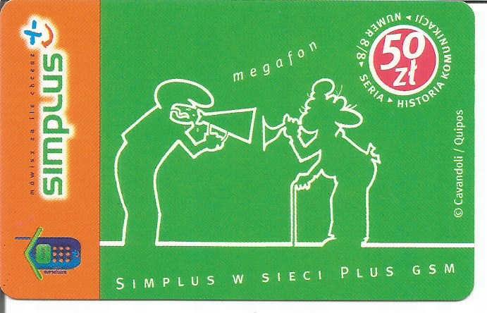 Plus - megafon