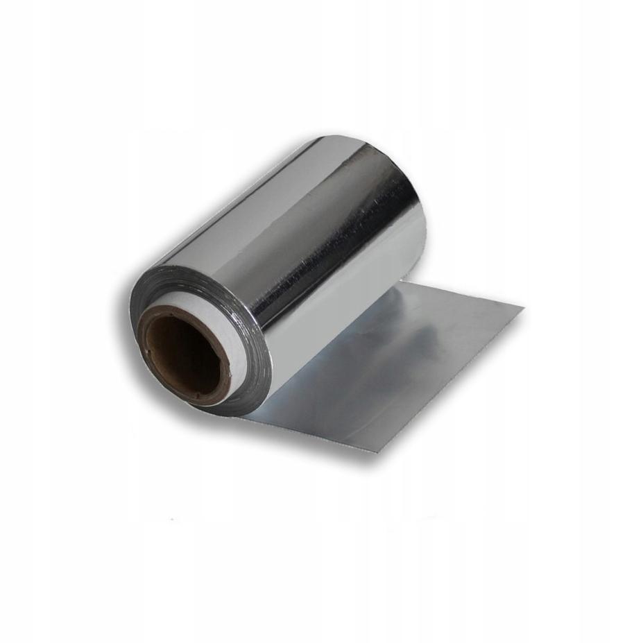 Folia aluminiowa fryzjerska 250m do rozjaśniacza