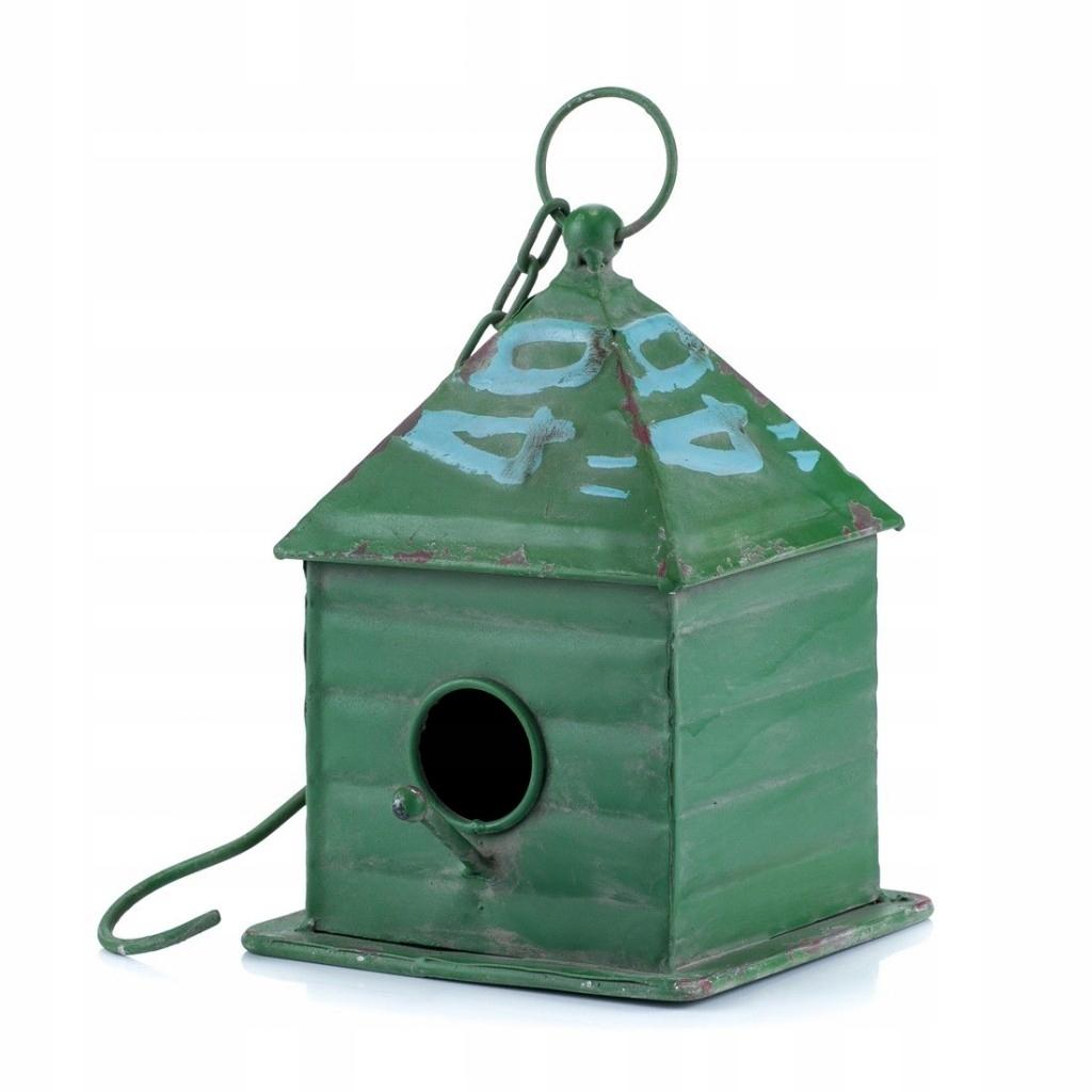 Domek dla Ptaków Bertoni ALURO Metalowy