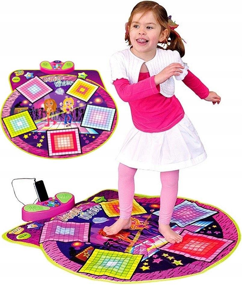 Mata Taneczna Do Tanczenia Muzyczny Twister Mp3 9788815492 Oficjalne Archiwum Allegro