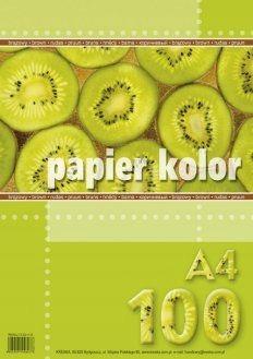 """PAPIER KSERO A4""""100 POPIELATY KRESKA"""