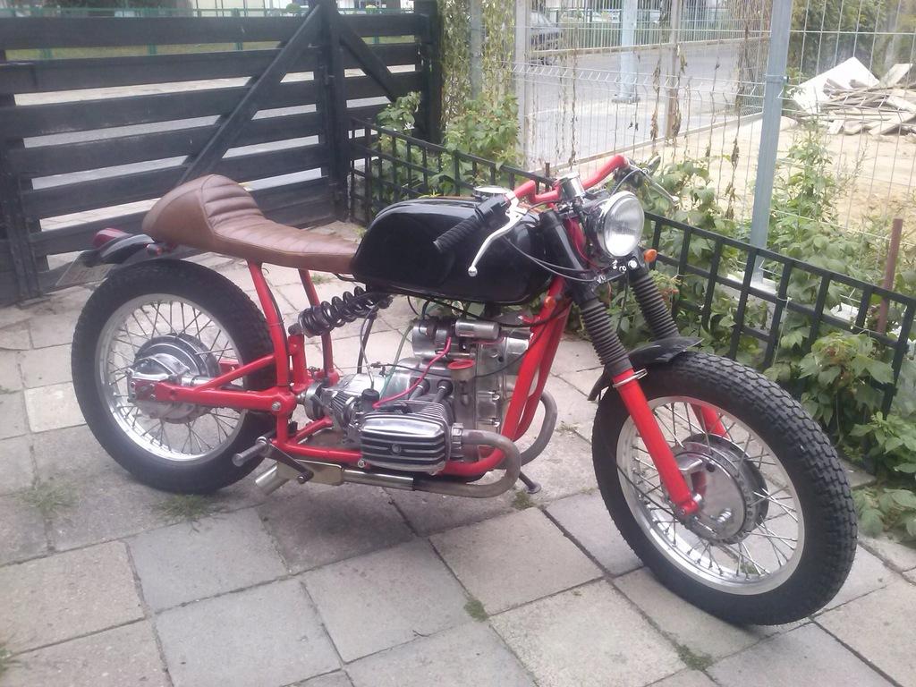 Dniepr motocykl
