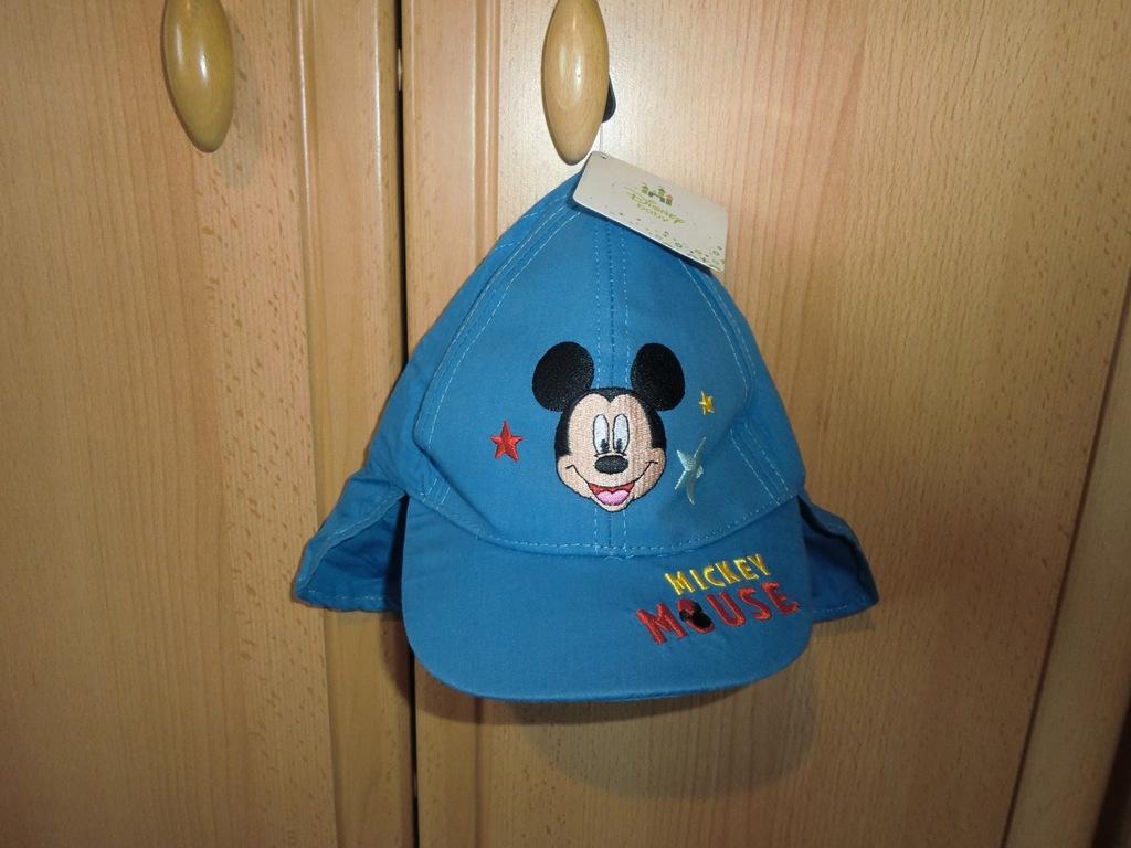 NOWA czapka z daszkiem Disney miki