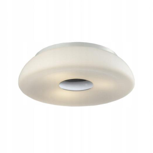 ITALUX Lampa Plafon Nowoczesny VINCE 40cm Biały