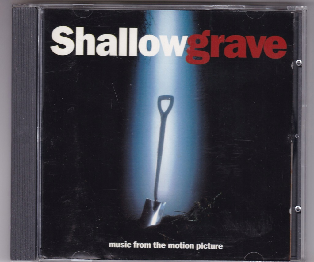 Shallow Grave (Music From The Motion Picture) CD