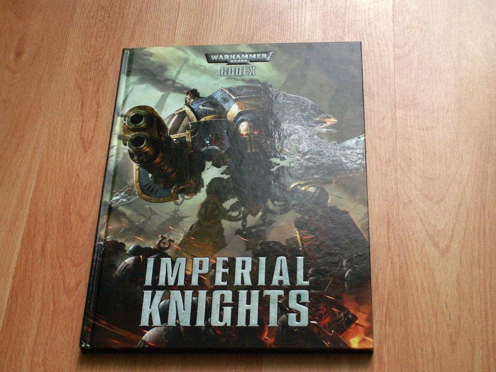 Codex Imperial Knights nr 2 - 7 edycja