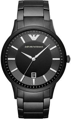 Zegarek Emporio Armani AR11079 SWISS BLACK Nowość
