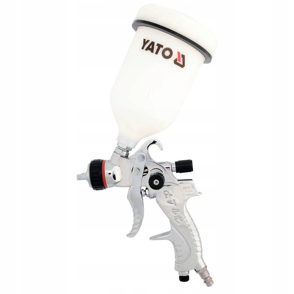 YATO Pistolet lakierniczy, 0,6 L, YT-2340 GXP-6864