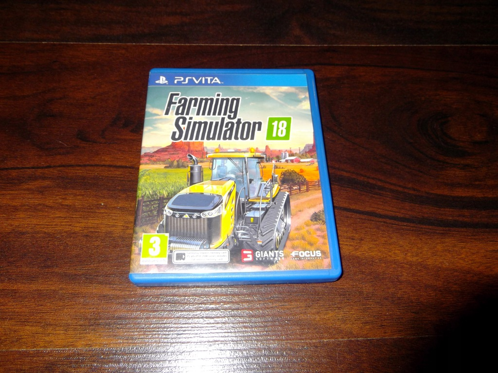 Farming Simulator 18 PL / PO POLSKU