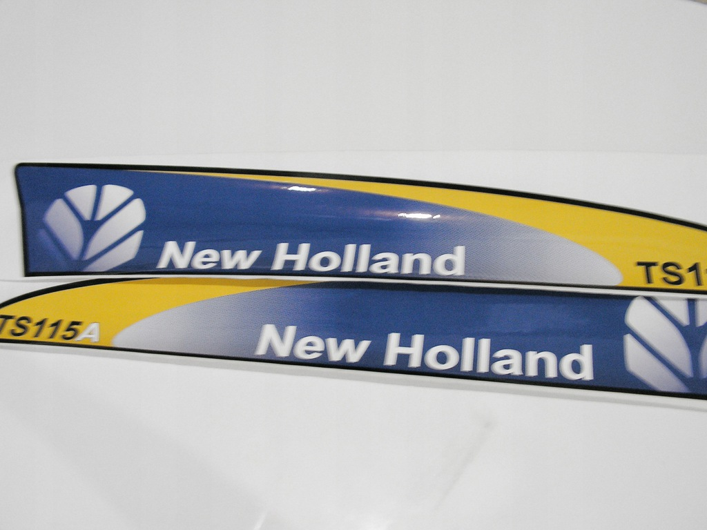 NAKLEJKI NEW HOLLAND TS 115A