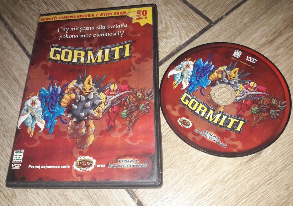 GORMITI VCD