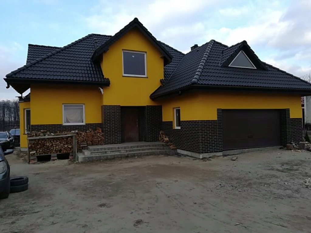Dom, Smolna, Oleśnica (gm.), 201 m²