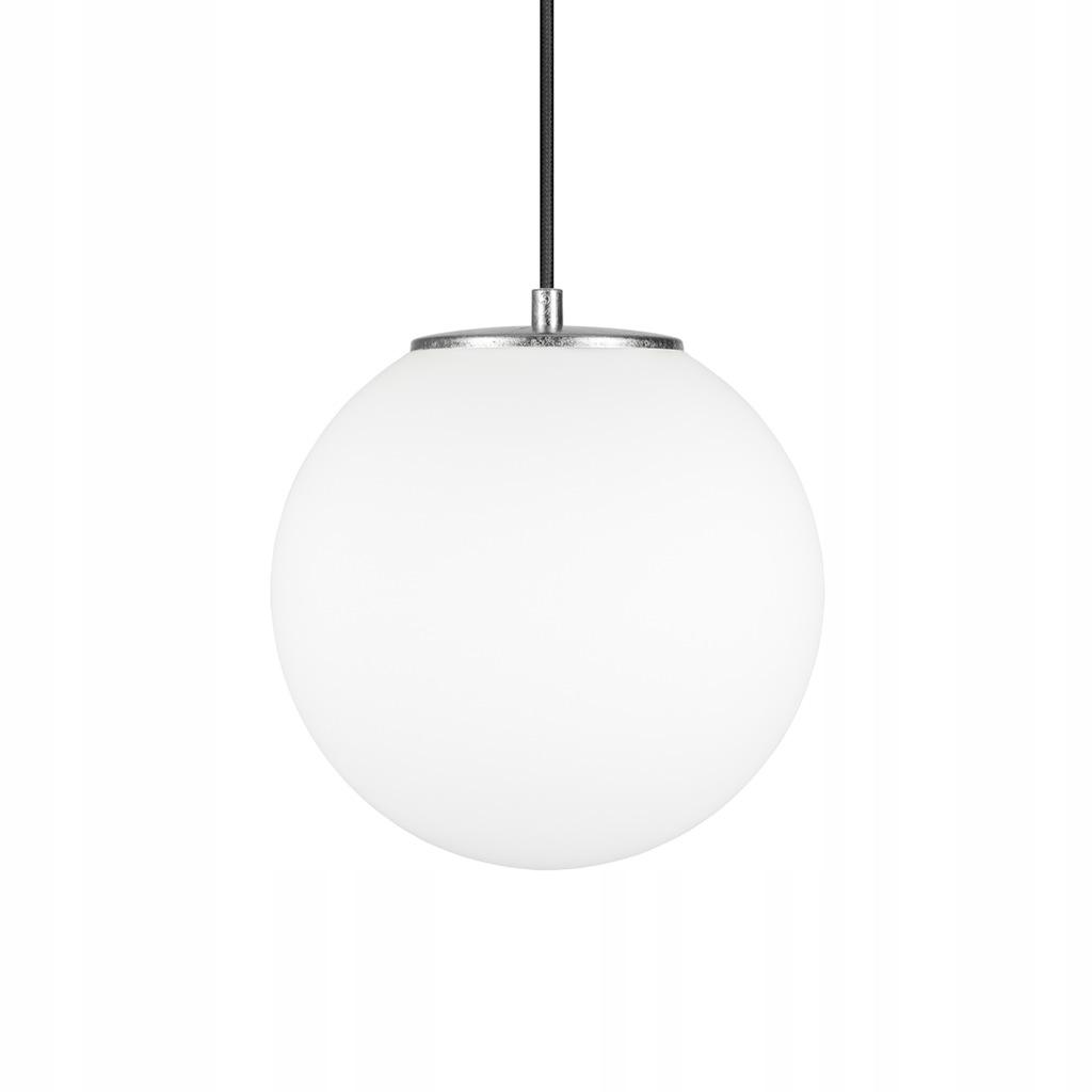 Lampa Wisząca Kula 25cm Szkło Tsuki M Schlagmetal