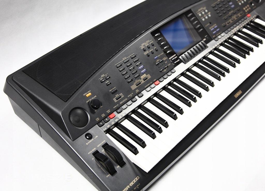 Yamaha Psr 8000 Harmonizer Dysk Twardy Pokrowiec 7772000448 Oficjalne Archiwum Allegro