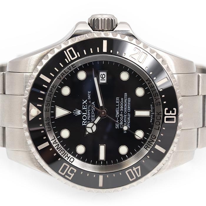 ROLEX SEA DWELLER DEEPSEA AUTOMATIC 116660