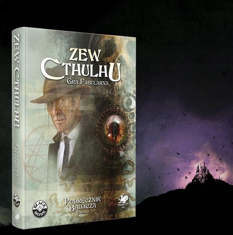 ZEW CTHULHU RPG 7 ed. Podręcznik Badacza