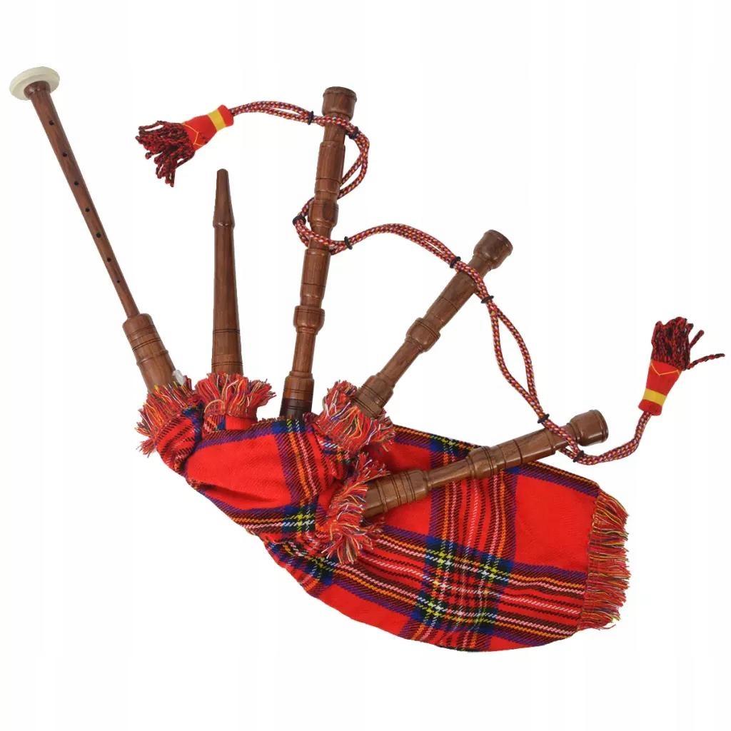 Dudy Szkockie Dla Dzieci W Kratę Royal Stewart