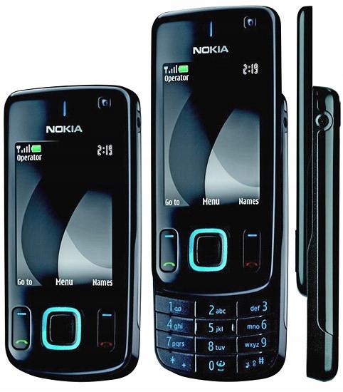 Nokia N6600 Slide Atrapa Telefonu Dummy Phone