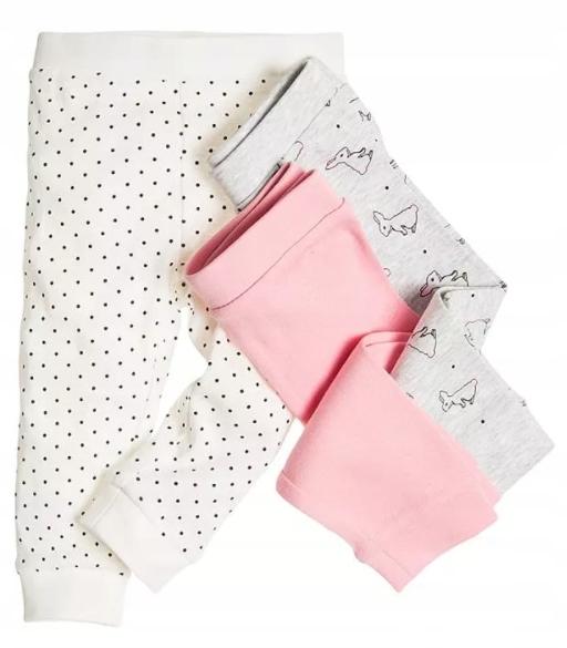 COOL CLUB Spodnie niemowlęce 3 pak roz 74 cm