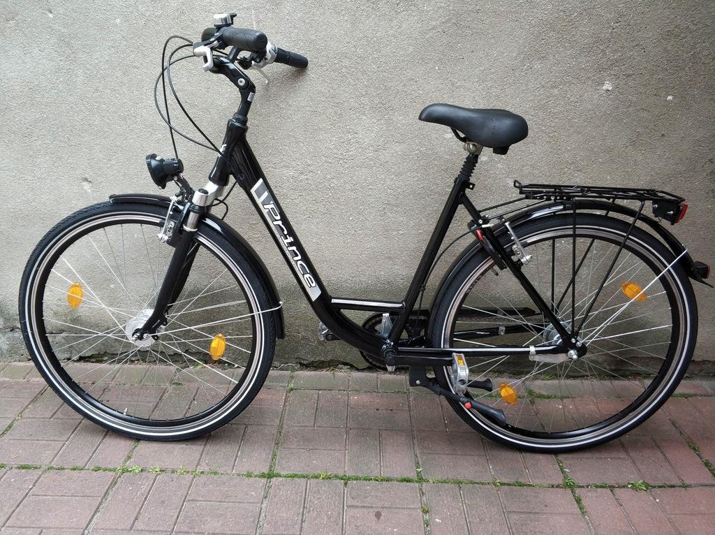 "rower prince 28"" damka"