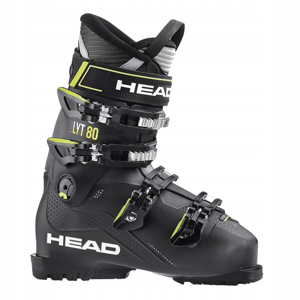 Buty narciarskie Head Edge Lyt 80 Czarny 27/27.5 Ż
