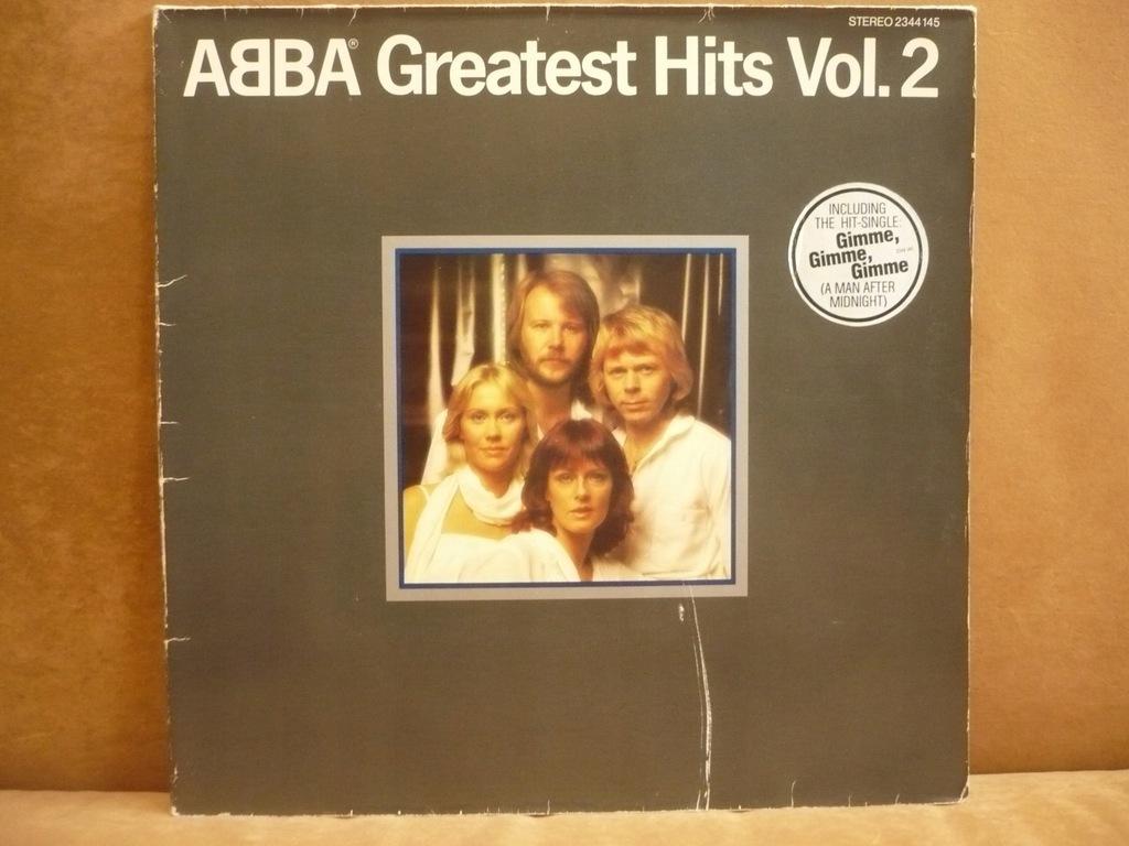 ABBA GREATEST HITS VOL. 2