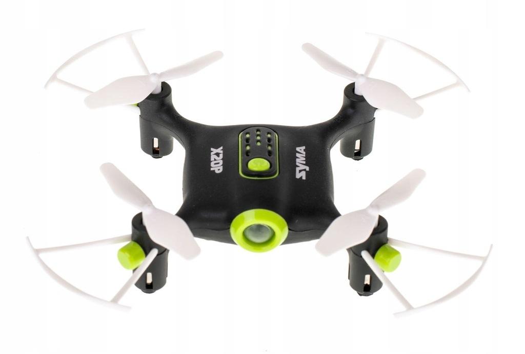 Dron RC SYMA X20P 2,4GHz RTF 360 bez kamery