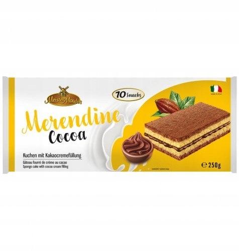 Meister Moulin Kanapki biszkoptowe z kremem cacaow