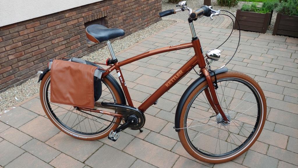 Rower KETTLER Berlin męski - wyprzedaż - 7963522221