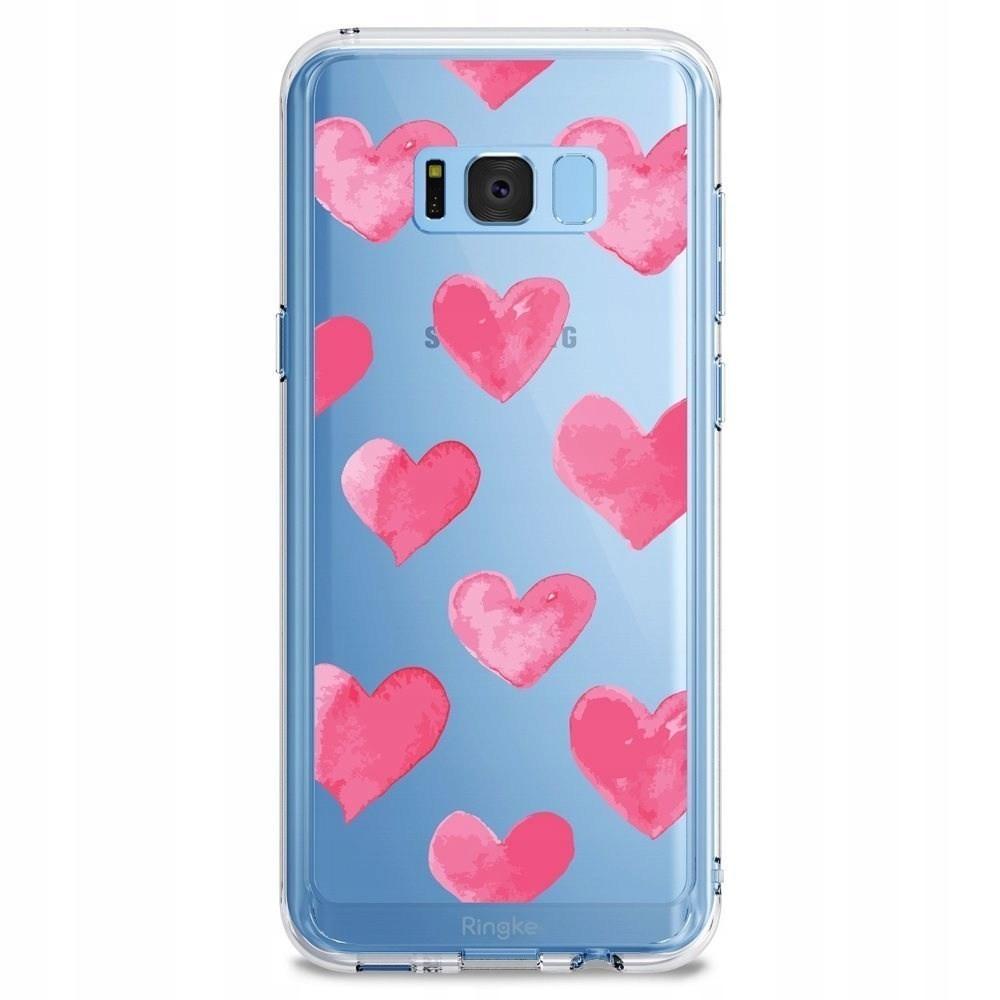 Etui Ringke Fusion Design Samsung Galaxy S8 Waterc