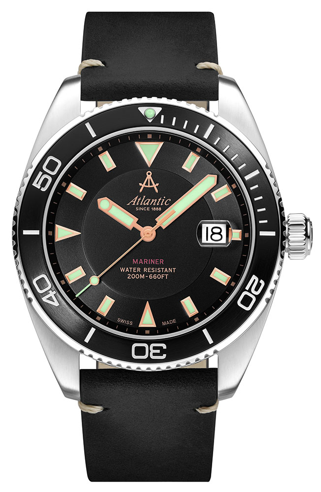 Zegarek Atlantic Mariner 80372.41.61R