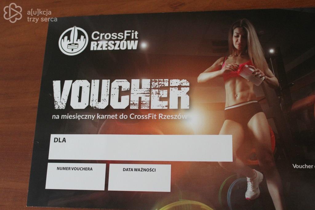 Voucher do CrossFit Rzeszów